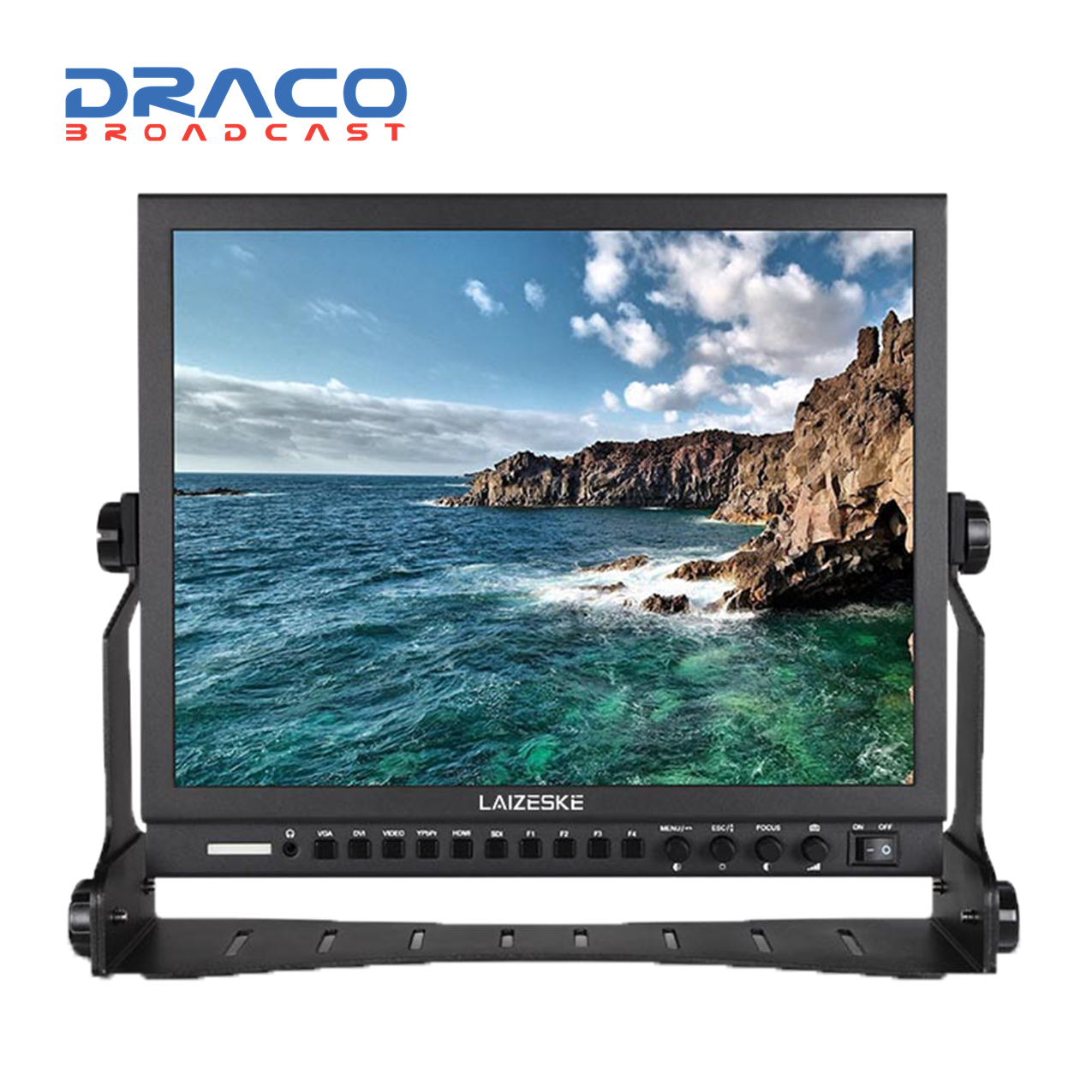 Laizeske DR150H 15″ LCD Production Monitor
