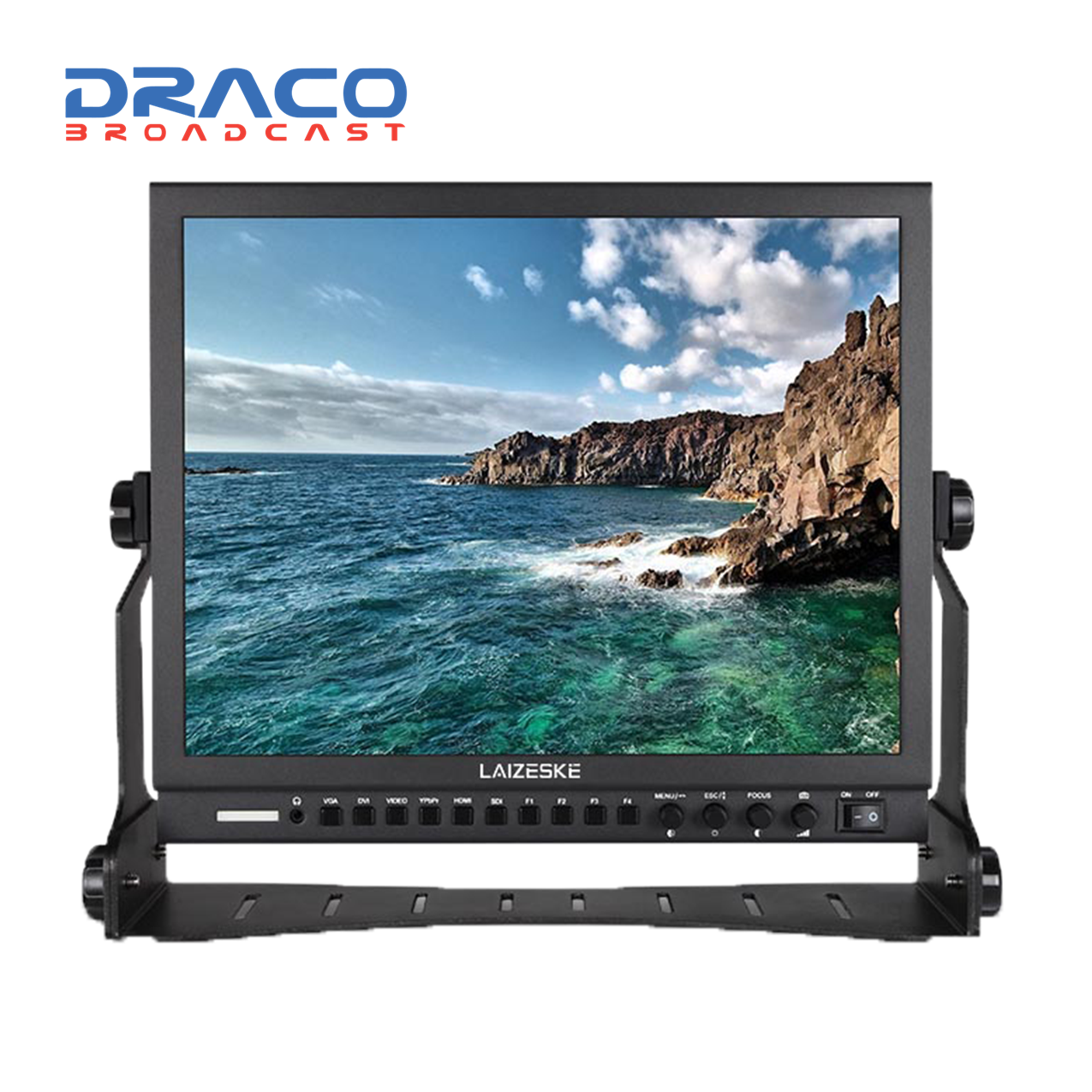 Laizeske DR150S 15″ LCD Production Monitor