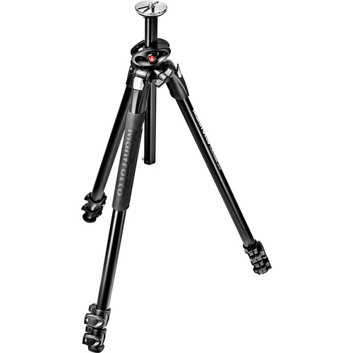 Manfrotto MT290DUA3US 290 Dual Aluminum Tripod Photography Manfrotto