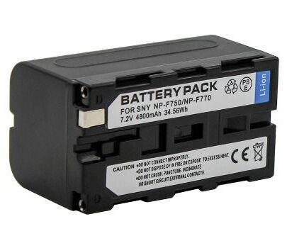 Promage Digital Video Light Battery -NP F750/F770 Batteries & Power Battery And Charger