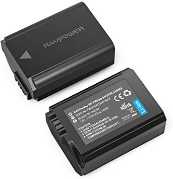 Promage Battery For Sony FW50+ Batteries & Power Battery And Charger