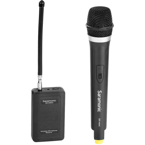 Saramonic Wireless VHF Handheld Microphone System Pro Audio audio