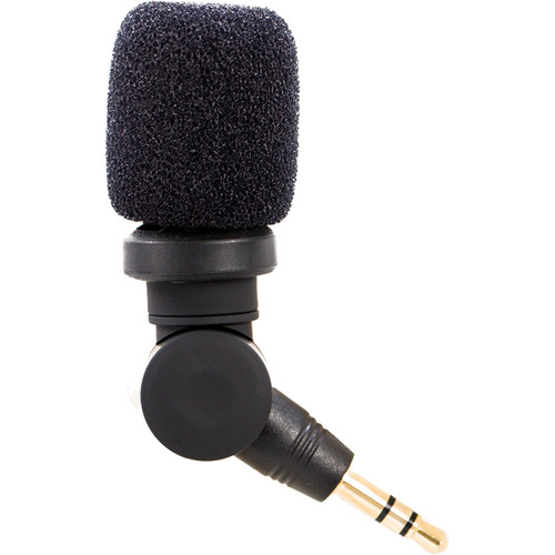 Saramonic SR-XM1 3.5mm TRS Omnidirectional Mic Microphones for iOS & Android Devices audio