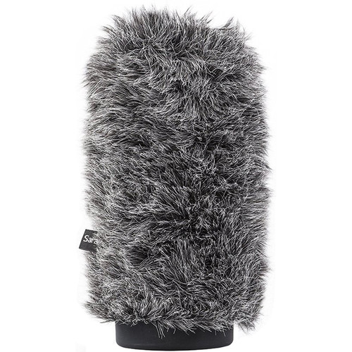 Saramonic TM-WS1 Furry Outdoor Microphone Windscreen Microphone Accessories audio
