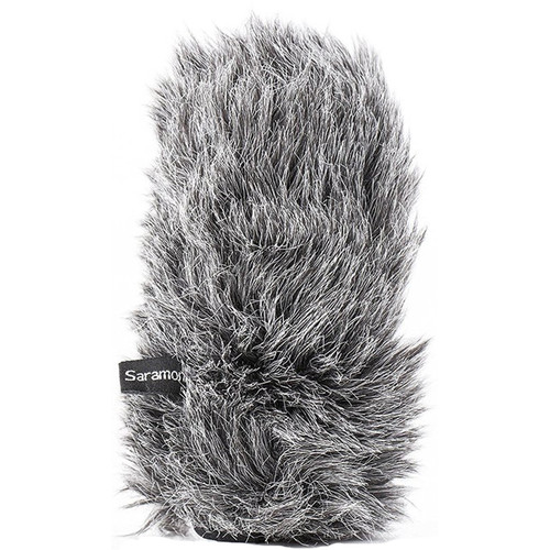 Saramonic VMIC-WS Furry Outdoor Microphone Windscreen Microphone Accessories audio