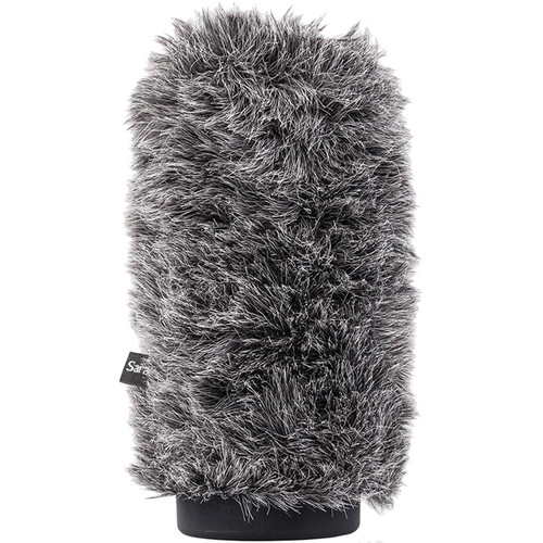 Saramonic VMIC-WSPRO Furry Windscreen for VMIC Pro Microphone Accessories audio