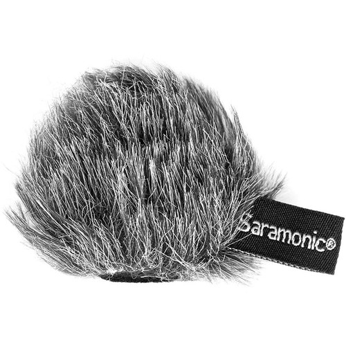 Saramonic XM1-WS Furry Windscreen Audio audio