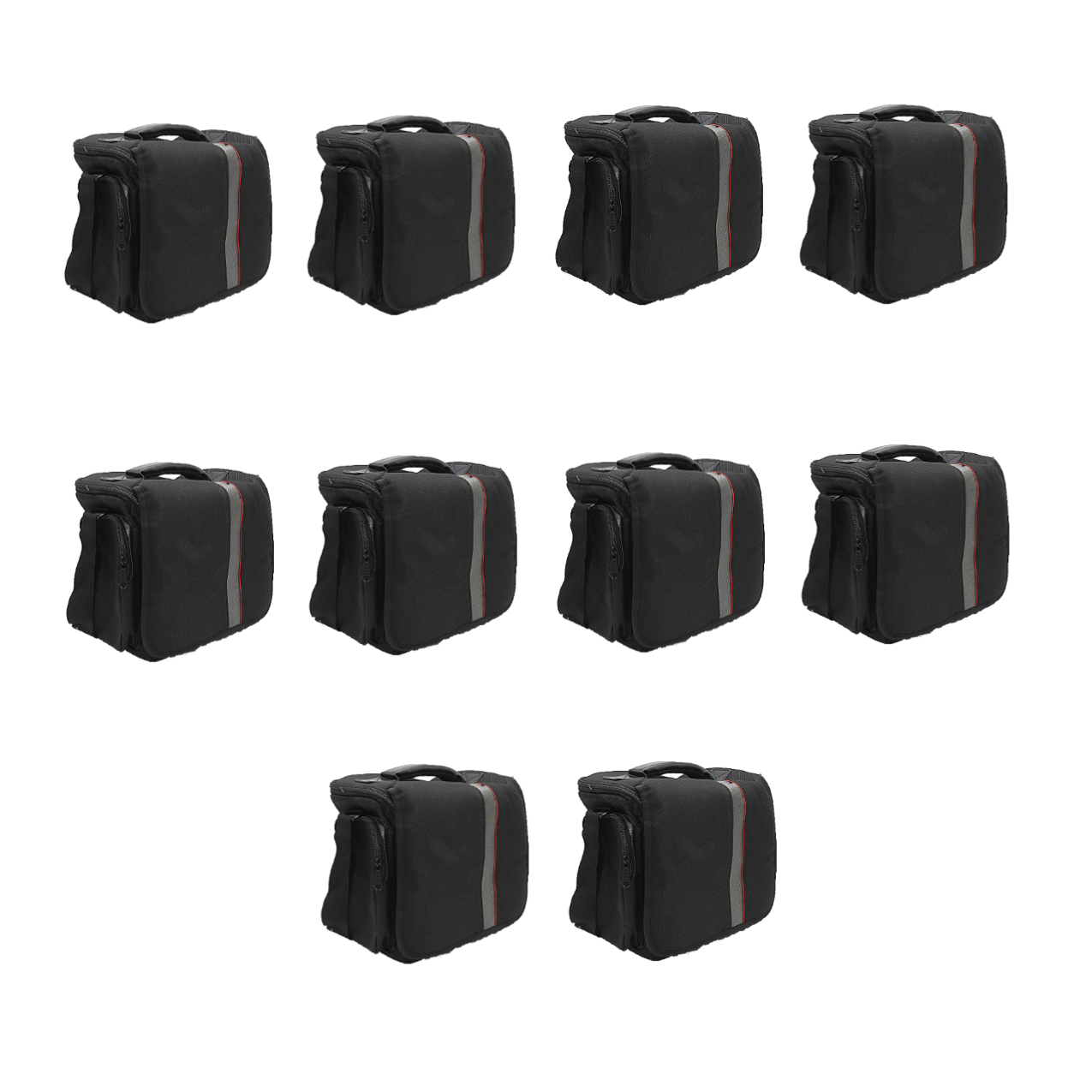 Waterproof Anti-Shock Dslr Camera Bag For Canon, Nikon, Samsung, And Sony Camera Bag -9003 Pack Of 10Pcs Camera Bags Camera Bags