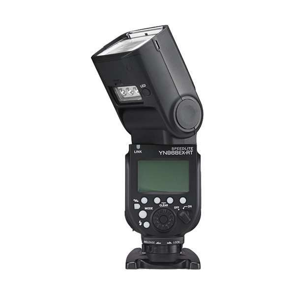 Yongnuo Speedlite Yn968ex-Rt For Canon Cameras Camera Flashes Camera Flashes