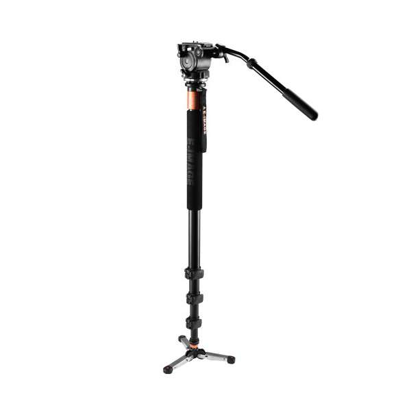 E-IMAGE PROFESSIONAL MONOPOD MA-70 WITH FLUID HEAD Monopods & Accessories E-Image