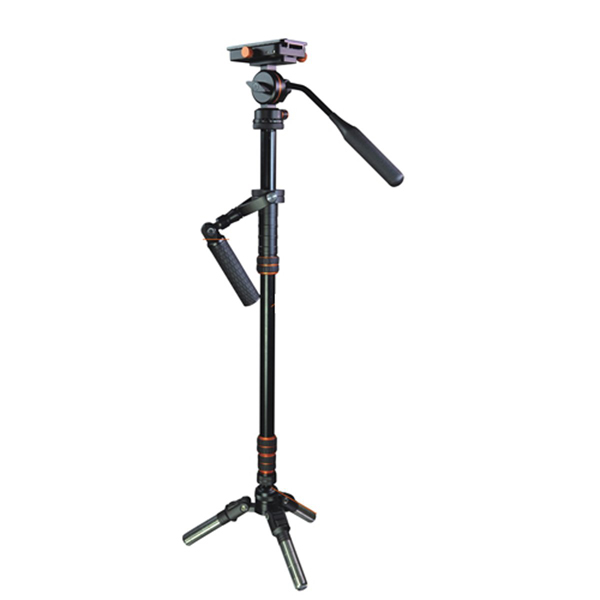 E-Image MA-120 Handheld Multi Function Aluminum Stabilizer Steadycam With Head for DSLR Cameras Camera Gimbal Stabilizers Camera Support