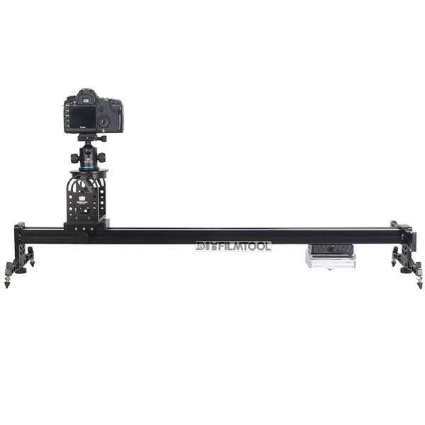Wieldy Vertical Lifting Slider Pro Video Camera Support