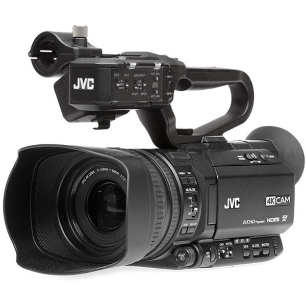 JVC GY-HM180 Ultra HD 4K Camcorder with HD-SDI Pro camcorders & Cameras Jvc