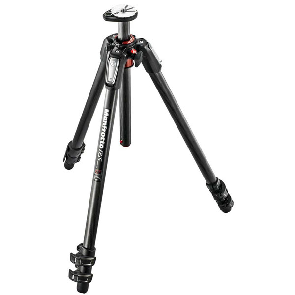 Manfrotto MT055CXPRO3 Carbon Fiber Tripod Photography Manfrotto