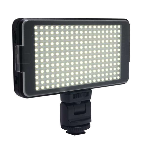 Professional Video Light LED-228 Black Lighting Lighting