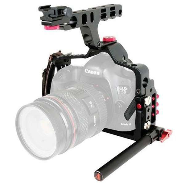Varavon Armor Ii Standard Cage For Canon Eos 5D Mark Iii DSLR Video Supports & Rigs Camera Support