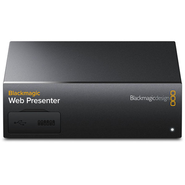 Blackmagic Design Web Presenter Pro Video Black Magic