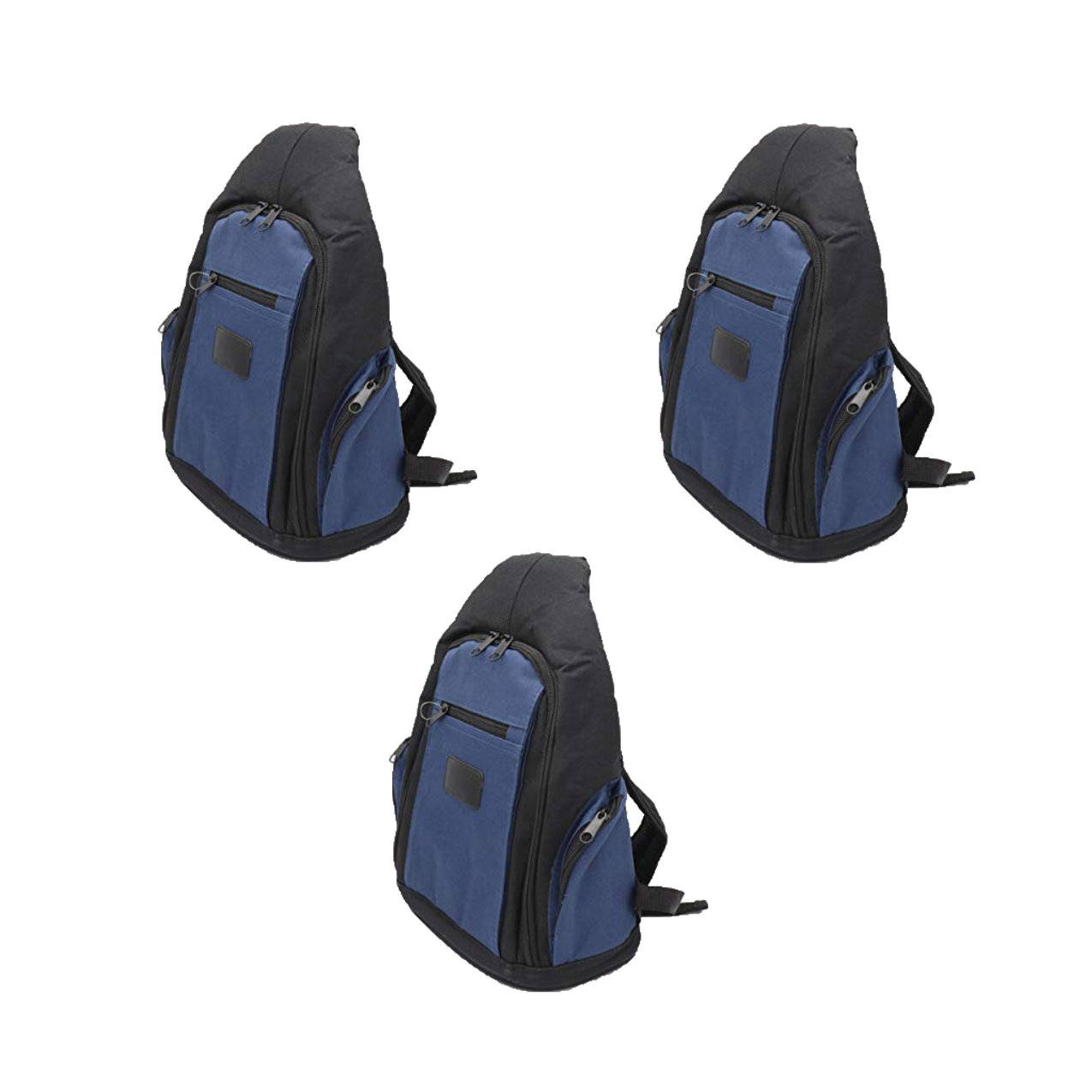 Solibag Shoulder Case -8004 Pack Of 3Pcs Camera Bags Camera Bags