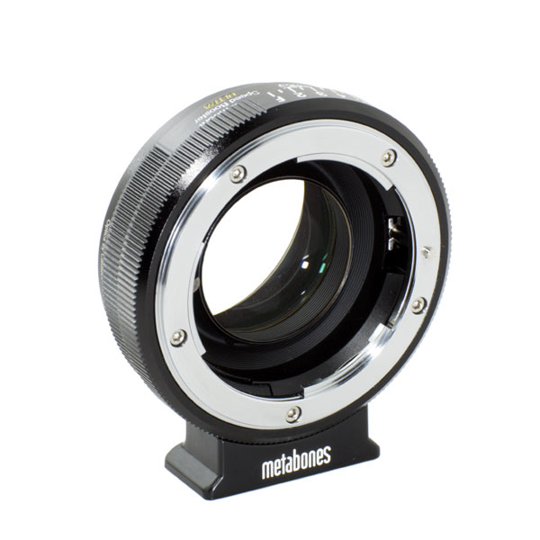 Metabones Nikon F-Mount Lens to Sony E-Mount Camera Speed Booster ULTRA Follow Focus & Lens Adapters Follow Focus & Lens Adapters