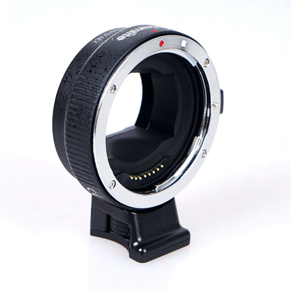Commlite Electronic Autofocus Lens Mount Adapter for EF or EF-S-Mount Lens to E-Mount Camera Follow Focus & Lens Adapters Commlite