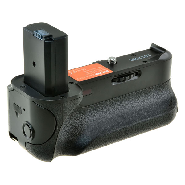 Jupio Battery Grip Sony A6300/A6500+Cable Batteries & Power Battery And Charger