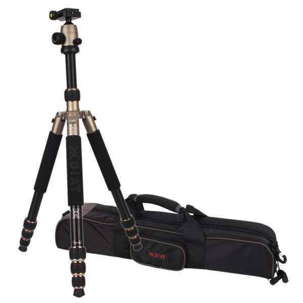 Diat Am-294A Professional Tripod With Ball Head For Digital Camera Camcorder Photography Diat