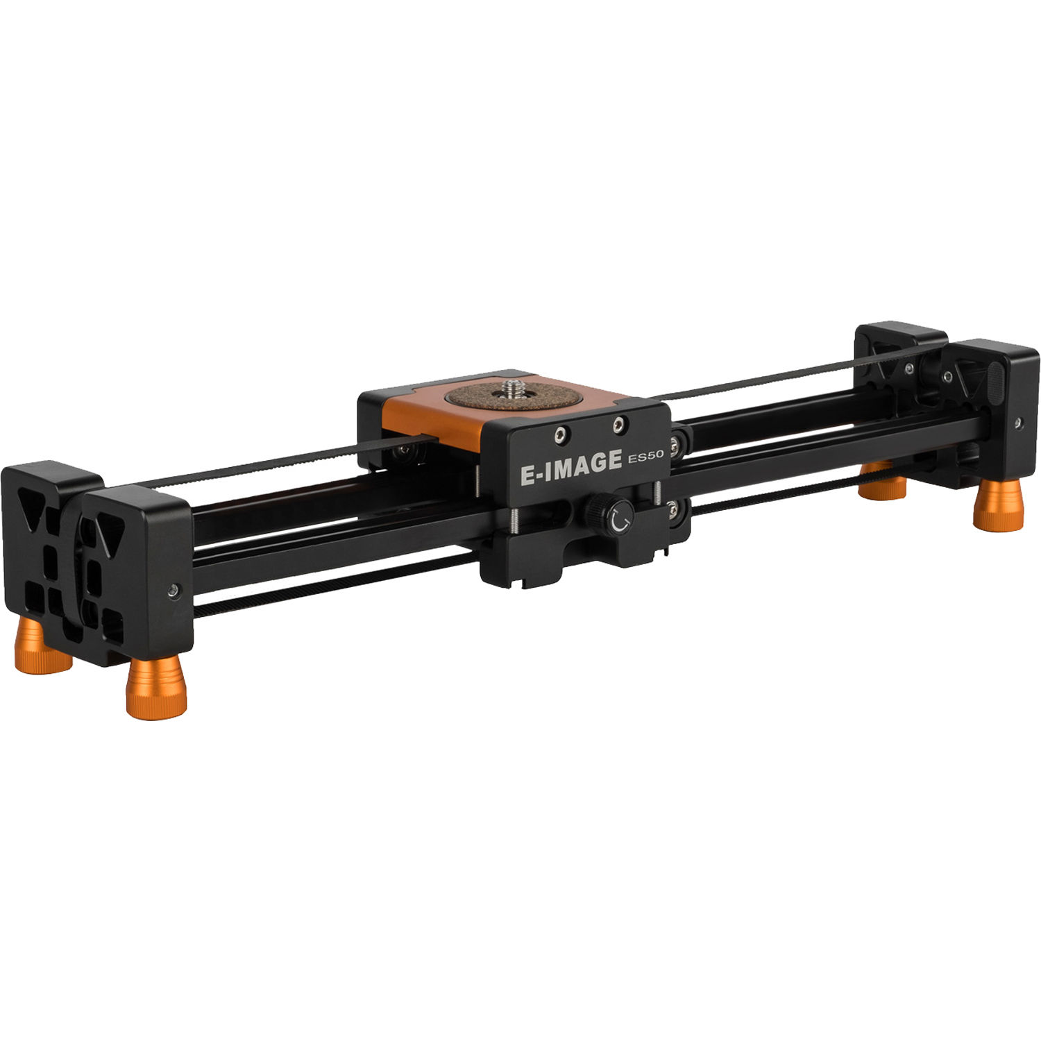 E-Image ES50 Slider with 29.1″ Sliding Range and Adjustable Feet (19.7″) Pro Video E-Image