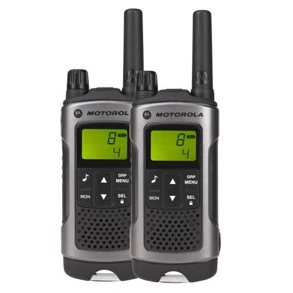 Motorola T80 Walkie Talkie Radio Intercom Systems Intercom Systems