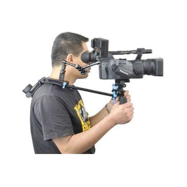 Fancier Dslr Video Shoulder Rig Ftv50 Pro Video Camera Support