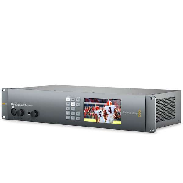 Blackmagic Design UltraStudio 4K Extreme 3 Pro Video Black Magic
