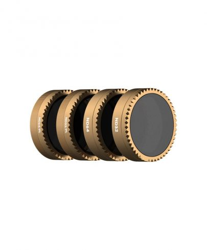 PolarPro Cinema Series 4-Filter Limited Collection Pack for DJI Mavic Air Drone Parts & Accessories Dji