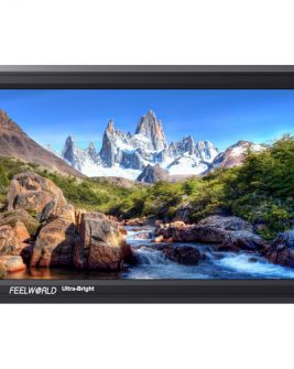 FeelWorld 7″ 4K Ultra-Bright Monitor Pro Video [tag]
