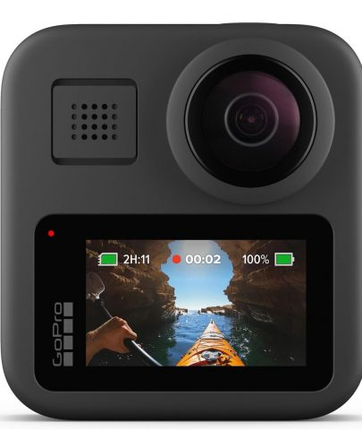 GoPro MAX 360 Action Camera Action & Drone Camera's [tag]