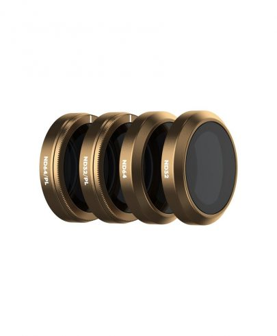 PolarPro Mavic 2 Cinema Series Limited Filter Collection with ND32, ND32/PL, ND64 & ND64/PL Drone Parts & Accessories Dji