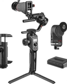 Moza AirCross 2 3-Axis Handheld Gimbal Stabilizer Professional Kit Gimbal & Stabilizer [tag]