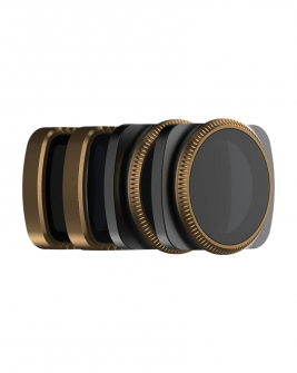 PolarPro Limited Collection ND/PL Filters for DJI Osmo Pocket Gimbal (Set of 4) Lens Filters Dji