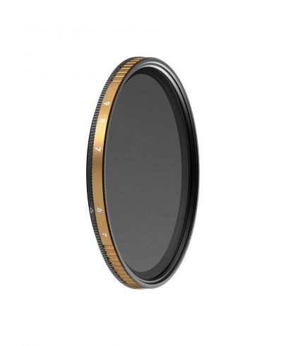 PolarPro 77mm Peter McKinnon Edition Variable Neutral Density 1.8 to 2.7 Filter (6 to 9-Stop) Lens Accessories Lens Filters