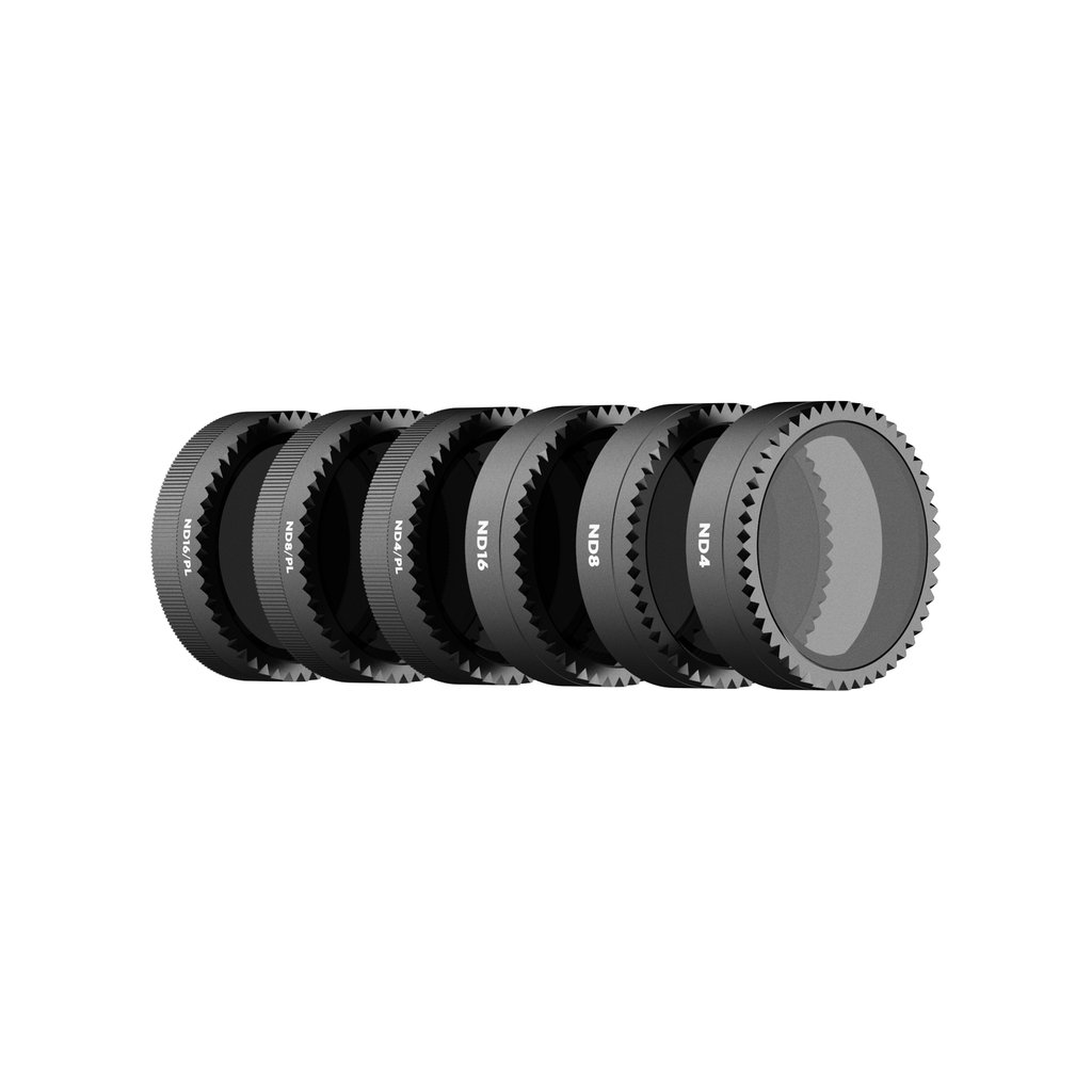 PolarPro Standard Series Lens Filter Set for DJI Mavic Air Drone (6-Pack)