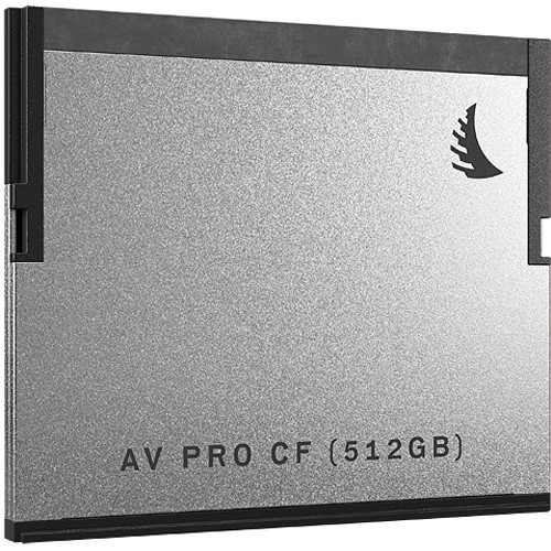 Angelbird 512GB AV Pro CF CFast 2.0 Memory Card Digital Media [tag]