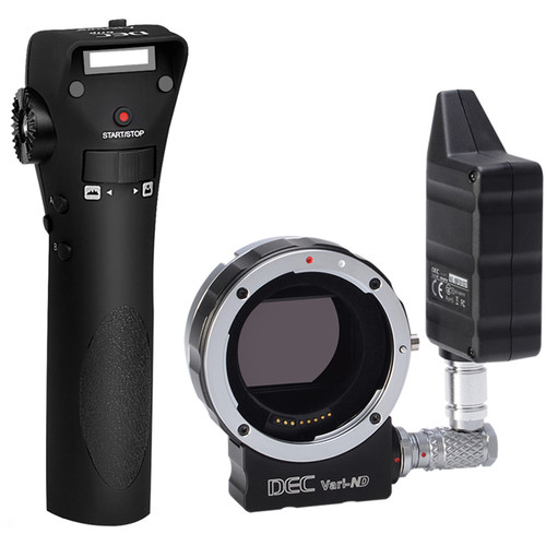 Aputure DEC Vari-ND Wireless Lens Adapter (EF/EF-S to MFT-Mount) Follow Focus & Lens Adapters [tag]