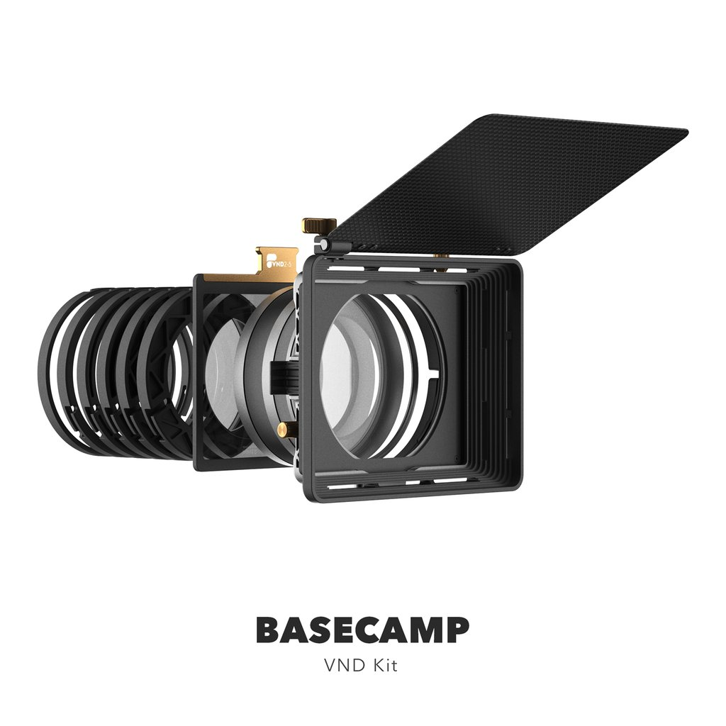 PolarPro Basecamp Matte Box Variable Nd Kit Lens Accessories BaseCamp