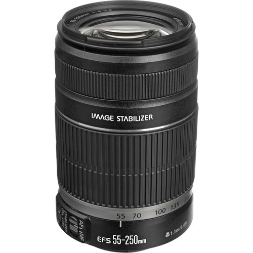 Canon EF-S 55-250mm f/4-5.6 IS II Lens Digital Camera Lens [tag]