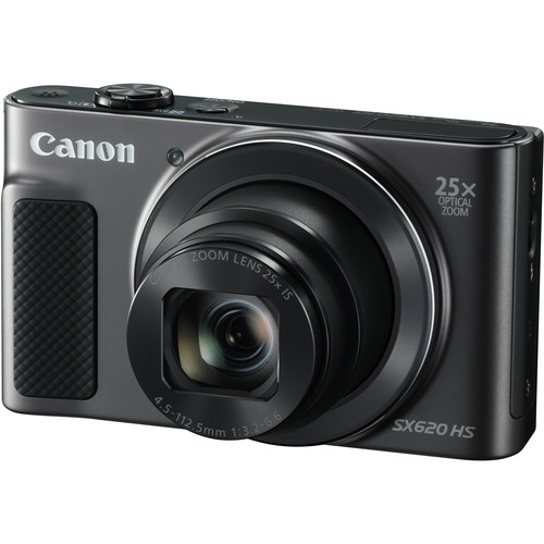 Canon PowerShot SX620 HS Digital Camera (Black) Dslr Camera [tag]