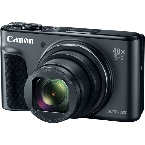 Canon PowerShot SX730 HS Digital Camera (Black) Dslr Camera [tag]