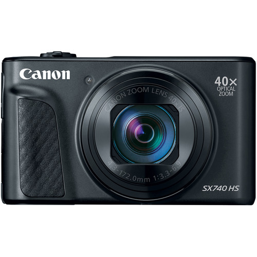 Canon PowerShot SX740 HS Digital Camera Dslr Camera [tag]