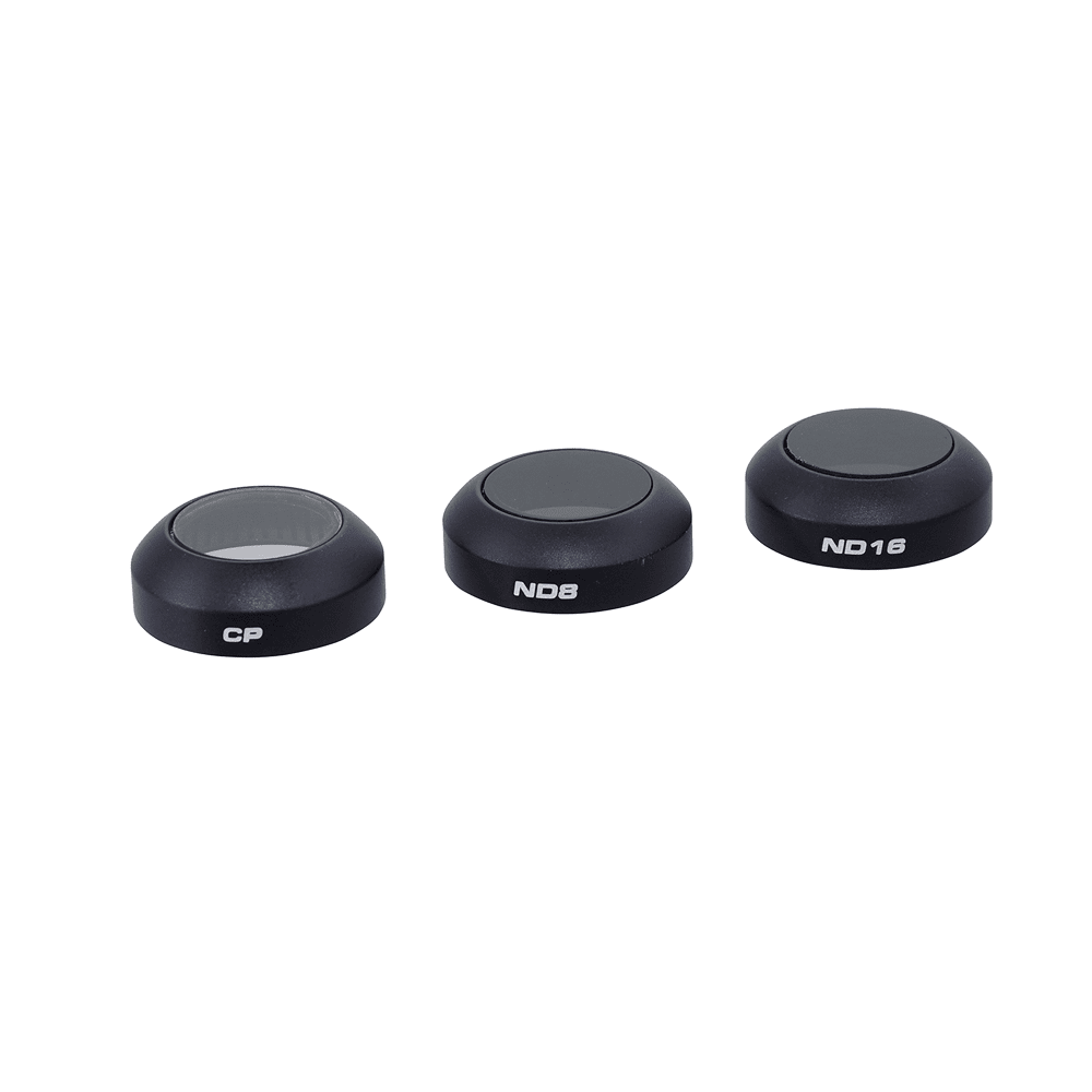 PolarPro Filters Set for Mavic Pro Quadcopter (3-Pack) Drone Parts & Accessories Dji