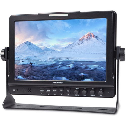 FeelWorld 10.1″ 4K HDMI Field Monitor Monitors [tag]