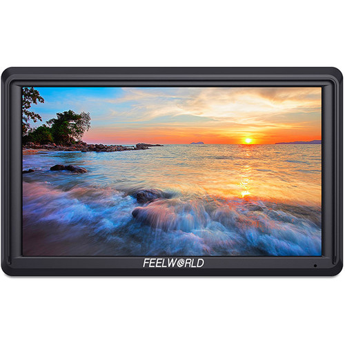 FeelWorld 5.5″ Full HD HDMI On-Camera Monitor Monitors [tag]