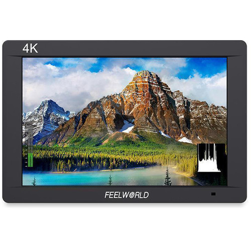 FeelWorld FW703 7″ IPS 3G-SDI 4K HDMI On-Camera Monitor Monitors [tag]