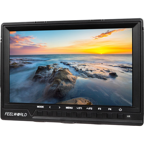 FeelWorld FW760 7″ On-Camera LCD Monitor Monitors [tag]